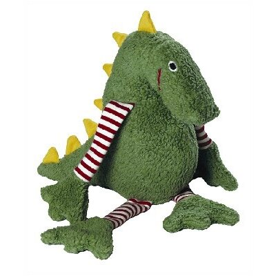Challenge & Fun Lana Dragon Organic Stuffed Animal
