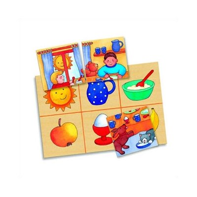 Challenge & Fun Nice Day Lotto Memory Game