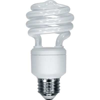 20W Energy Smart Daylight CFL Light Bulb