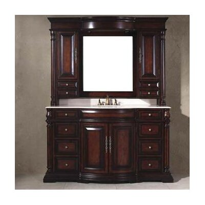 james martin furniture egwene 62 quot  single bathroom vanity 36 Bathroom Vanity with Sink 24 Bathroom Vanity with Sink