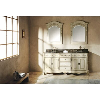 "James Martin Furniture Bella 72"" Double Bathroom Vanity"