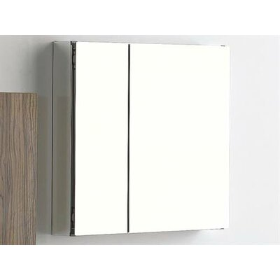 "James Martin Furniture Brady 29.5"" x 26"" Bathroom Mirror"