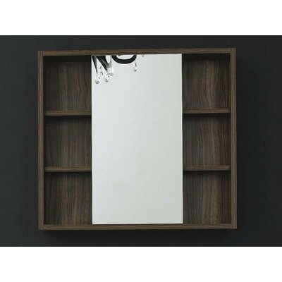 "James Martin Furniture Juneau 26.5"" x 28.7"" Bathroom Mirror"