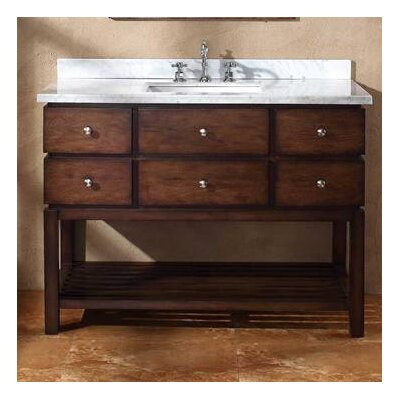 "James Martin Furniture Moria 48"" Single Bathroom Vanity Set"