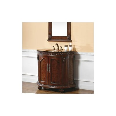 "James Martin Furniture Winola 37"" Bathroom Vanity Set"