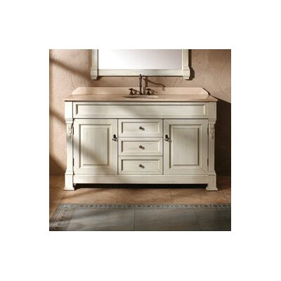 "James Martin Furniture Marlisa 60"" Single Bathroom Vanity Set"