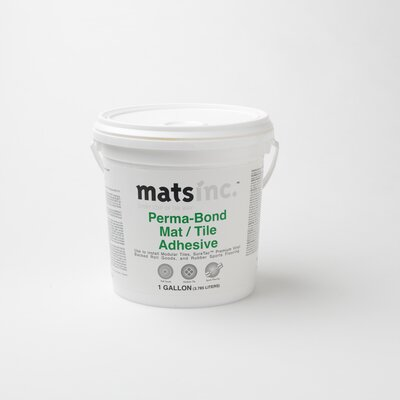 Mats Inc. Perma Bond Vinyl Flooring Adhesive 1 Gallon