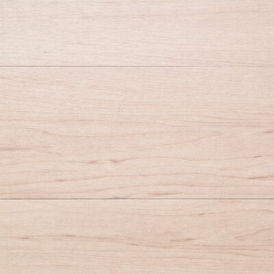 "Mats Inc. Floorworks Luxury 4"" x 36"" Vinyl Plank in Vanilla Maple"