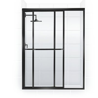 Coastal Shower Doors Paragon Framed Sliding Shower Door