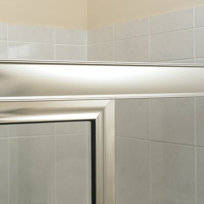 Coastal Shower Doors Newport Sliding Tub Door
