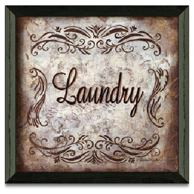 <strong>Timeless Frames</strong> Laundry Art Print Wall Art