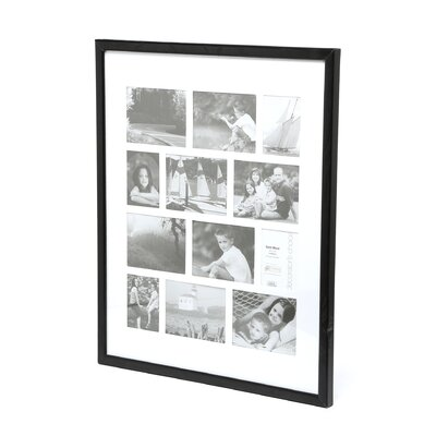 Decorator's Choice Collage Twelve Photo Frame