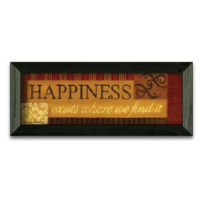 Timeless Frames Happiness Art Print Wall Art