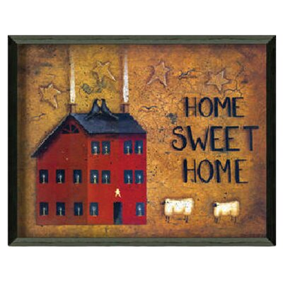 Timeless Frames Home Sweet Home Art Print Wall Art