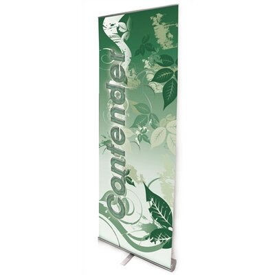 Exhibitor's Hand Book Multiple Size Contender Banner Stand