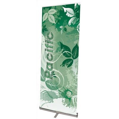 Orbus Inc. Multiple Size Pacific Banner Stand