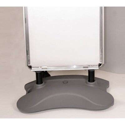 Exhibitor's Hand Book Whirlwind Double-Sided Outdoor Signboard