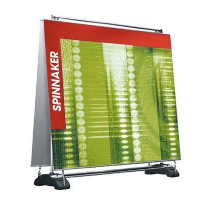 Orbus Inc. Spinnaker Double Sided Billboard