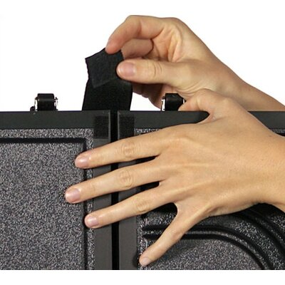 Exhibitor's Hand Book Voyager Briefcase Display System