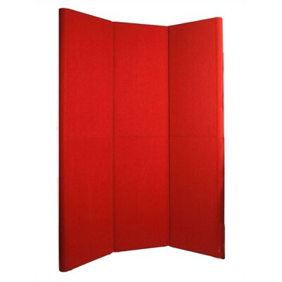 Orbus Inc. Hero H09 Full Height Exhibit Panel with Curved Edges