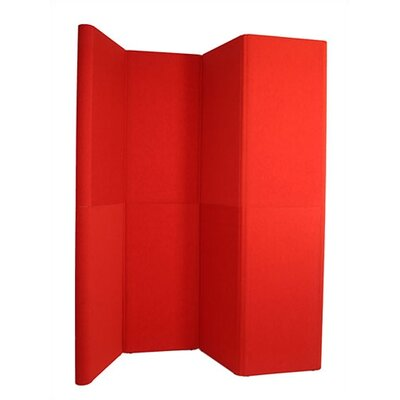 Orbus Inc. Hero H11 Full Height Exhibit Panel with Curved Edges