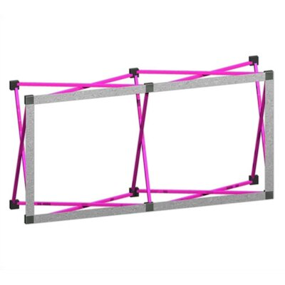 Orbus Inc. 2x1 HopUP Portable Display Frame