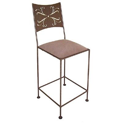 Grace Collection Wheat Bar Stool
