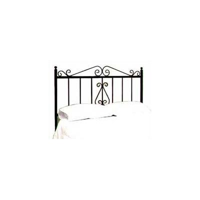Grace Collection French Wrought Iron Headboard