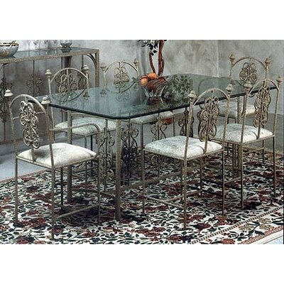 Rose Garden Dining Table