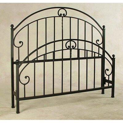 Charleston Full Wrought Iron Bed Wayfair