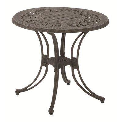 Paradise Round Cast Table