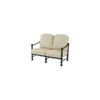 Heritage Cushion Deep Seating Loveseat