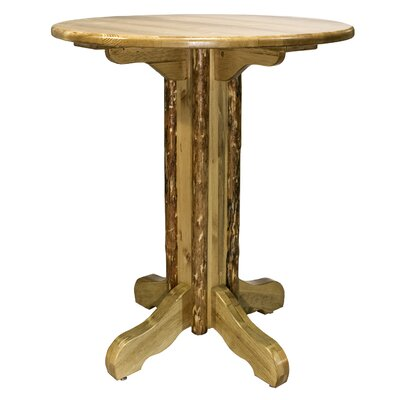 Montana Woodworks® Glacier Country Pub Table with Optional Stools
