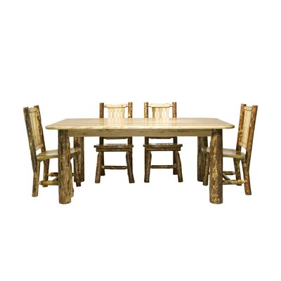 Montana Woodworks® Glacier Country Dining Table