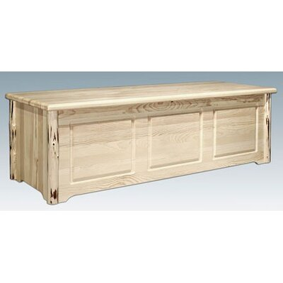 Montana Woodworks® Montana Trunk Blanket Chest