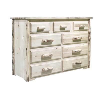 Montana Woodworks® Montana 9 Drawer Dresser