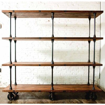 V16 4-Tier Shelving Unit