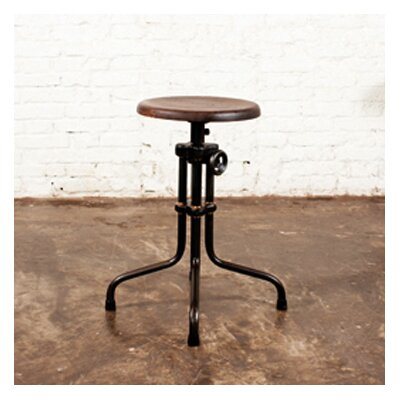"District Eight Design V19R 20.5"" Adjustable Bar Stool"