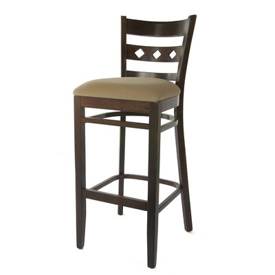 Duno Bar Stool with Cushion