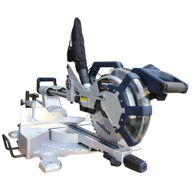 "WEN Apex Pro 15 Amp 10"" Dual Bevel Sliding Compound Miter Saw"