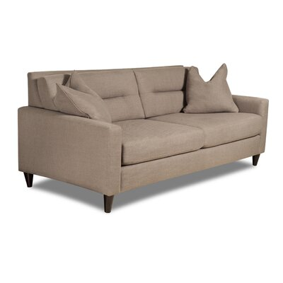 kathy ireland Home by Bauhaus USA Ashbourne Chenille Sofa