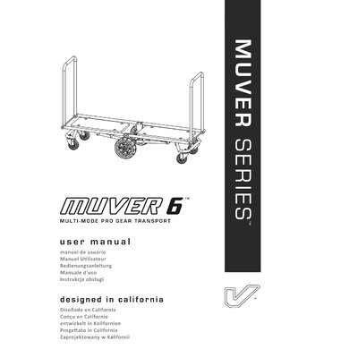 Gruv Gear Muver 6 Cart
