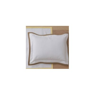 Pique Tailored Cotton Decorative Pillow
