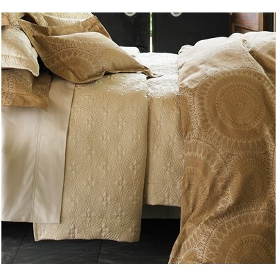 Peacock Alley Lucia Egyptian Cotton Coverlet