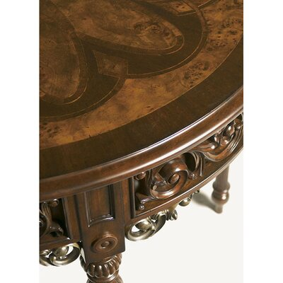 Henry Link Trading Co. Tangiers Demilune End Table