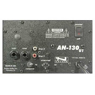 Anchor Audio AN-130 Basic Package