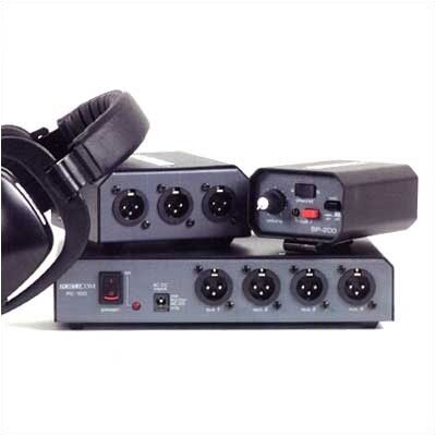 Anchor Audio Portacom Power Console