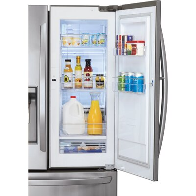 LG Energy Star 31 Cu. Ft. Super Capacity Door-in-Door French Door Refrigerator