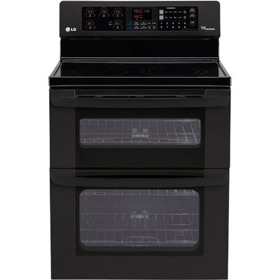 6.7 Cu. Ft. Electric Free-Standing Range