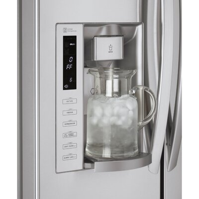 LG Energy Star 24.9 Cu. Ft. French Door Refrigerator